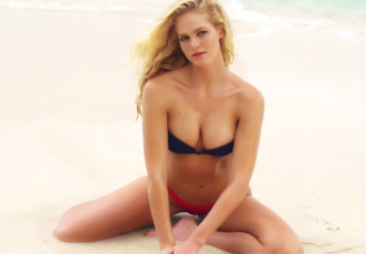 VIDEO: Meet The Newest SI Swimsuit Model, Erin Heatherton