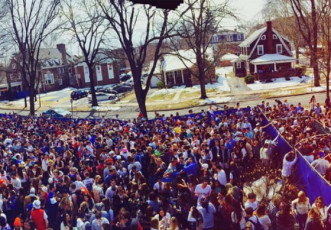 The 7 Best Party Traditions in the Big Ten
