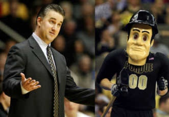 10 NCAA Coaches Who Look Exactly Like Their Mascot