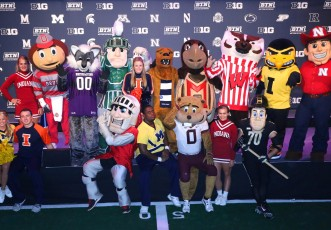 Ranking The Big Ten Mascots In Terms Of Creepiness