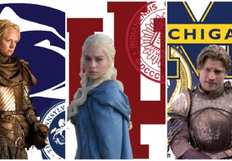 "If Your Favorite ""Game of Thrones"" Characters Were Big Ten Schools"