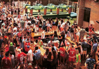 Little 500: The Greatest College Weekend. The 45 Greatest Photos.