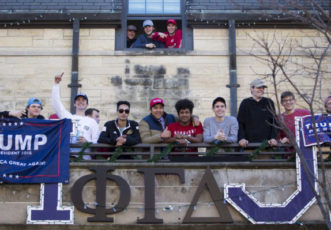 UNL Fiji Suspended For Being Too Frat