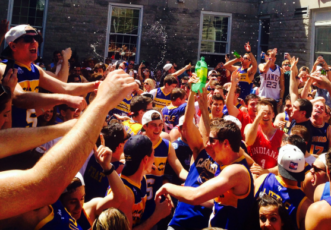 Counting Down The Days 'Til Spring: Surviving The Darty