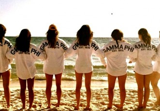 Meet The Ladies Of Northwestern Gamma Phi Beta